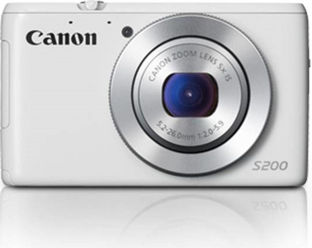 Canon PowerShot S200 HS