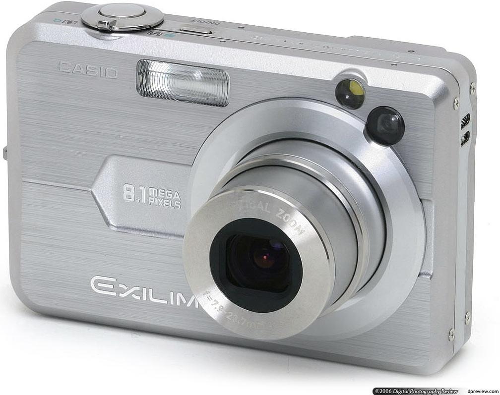 Casio EX-Z850