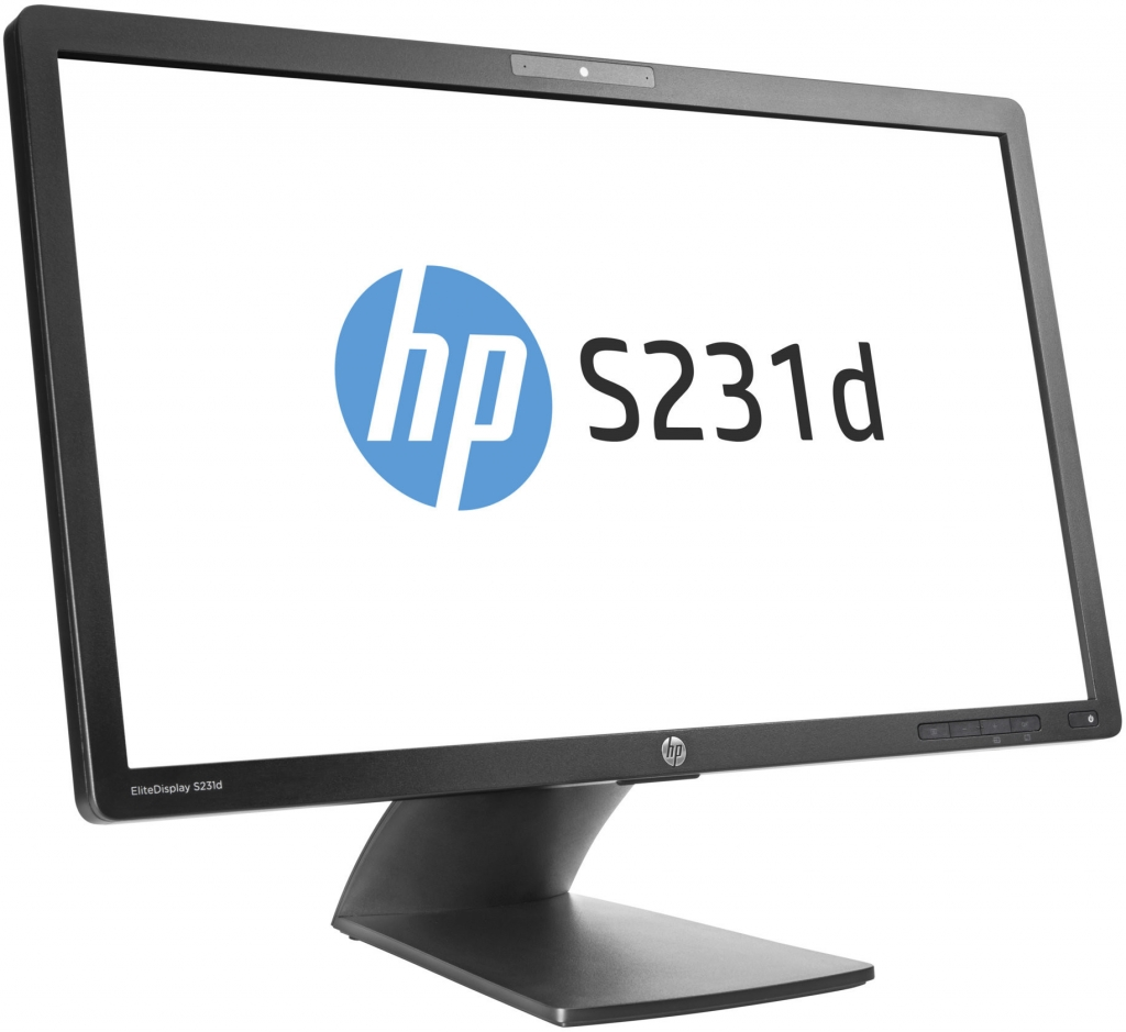 HP EliteDisplay S231d
