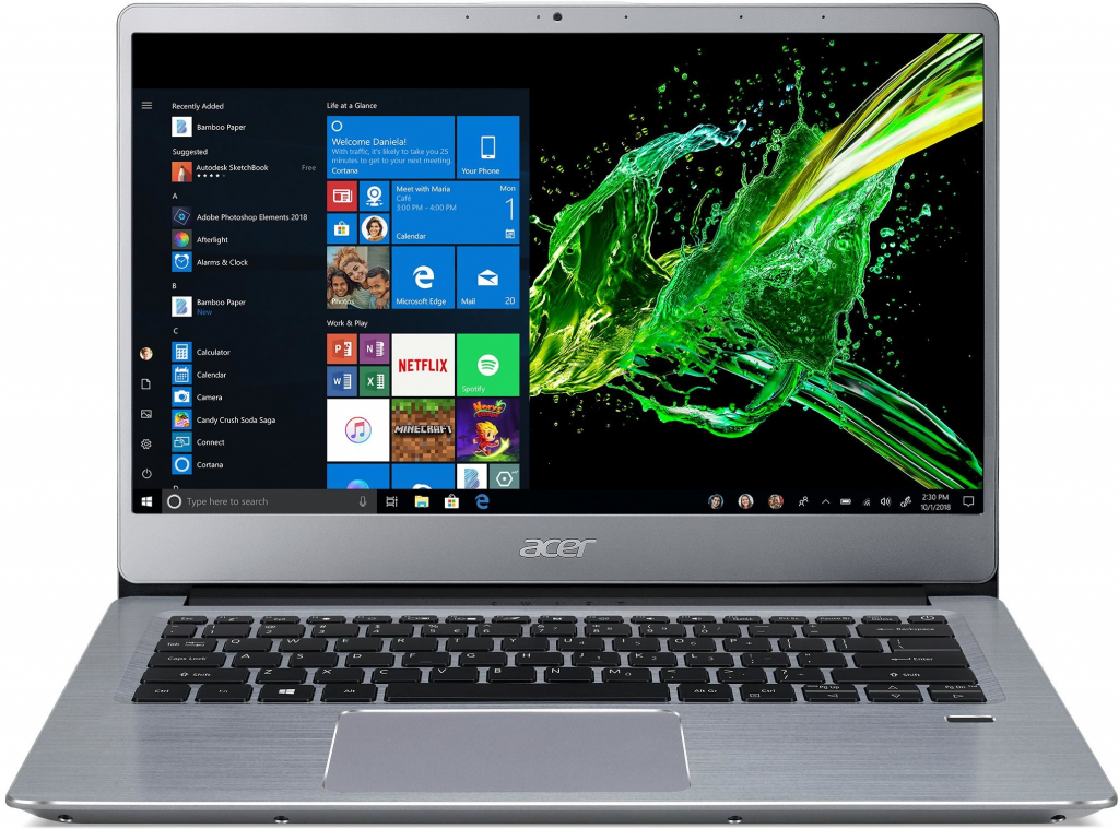 Acer Swift 3 NX.HF0EC.001