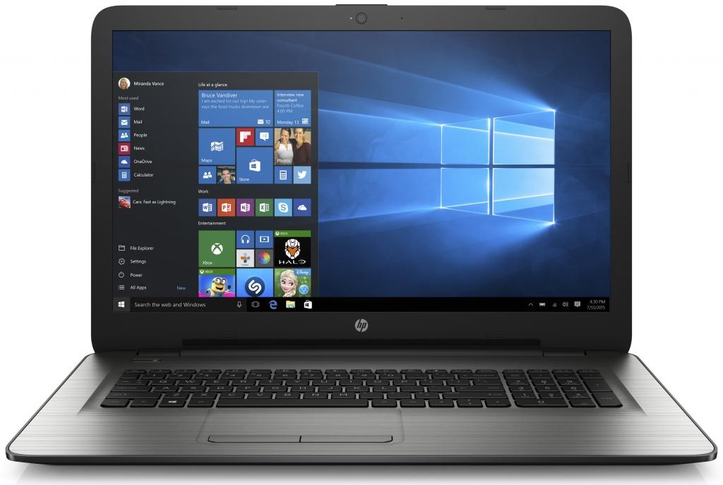 HP 17-y011 X5X62EA