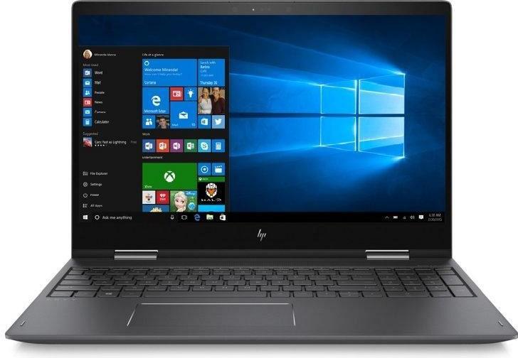HP Envy x360 15-bq004nc 1VM48EA
