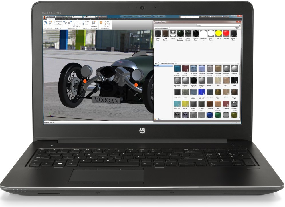 HP ZBook 15 1RQ74EA