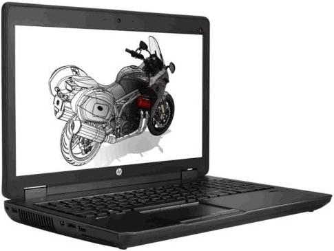 HP ZBook 15 M4R53EA