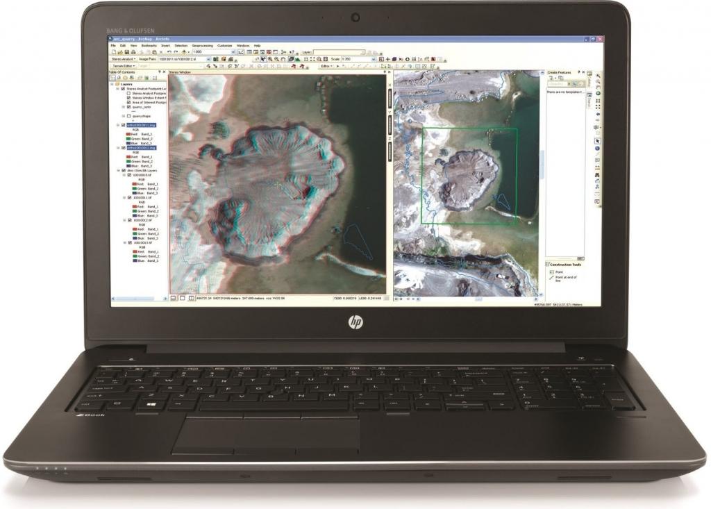 HP ZBook 15 T7V54EA