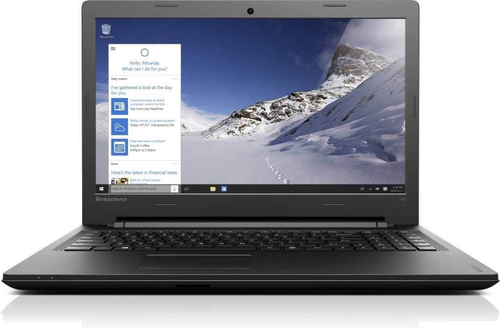 Lenovo IdeaPad 100 80QQ00CDCK