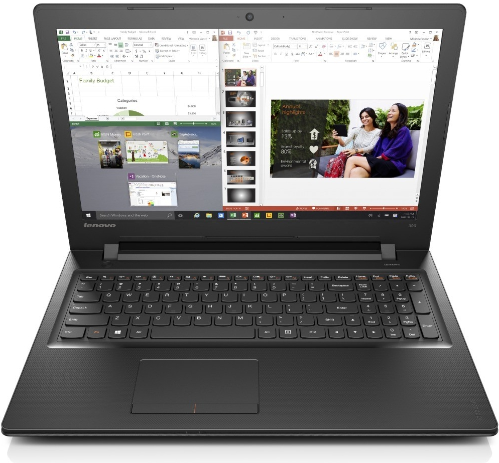 Lenovo IdeaPad 300 80Q70082CK
