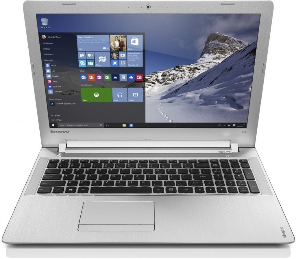 Lenovo IdeaPad 500 80NT005JCK