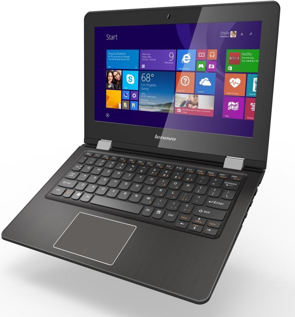 Lenovo IdeaPad Yoga 80M0005JCK