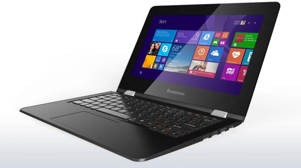 Lenovo IdeaPad Yoga 80M0006BCK