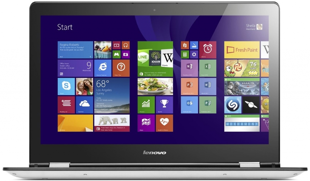 Lenovo IdeaPad Yoga 80N600F0CK