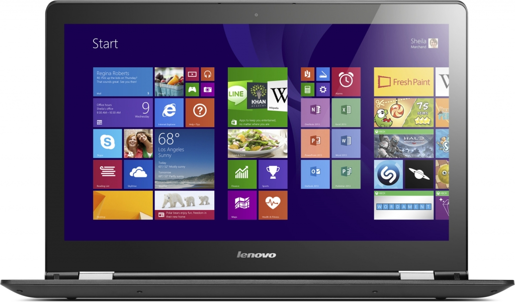 Lenovo IdeaPad Yoga 80N600F2CK