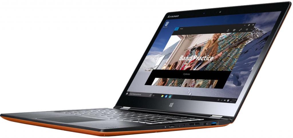 Lenovo IdeaPad Yoga 80QE003BCK