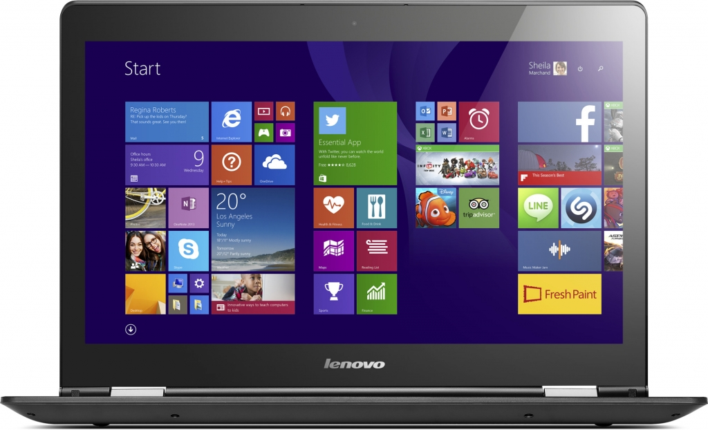 Lenovo IdeaPad Yoga 80R6002SCK
