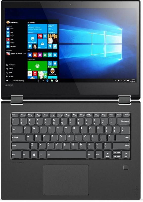 Lenovo IdeaPad Yoga 80X8005CCK