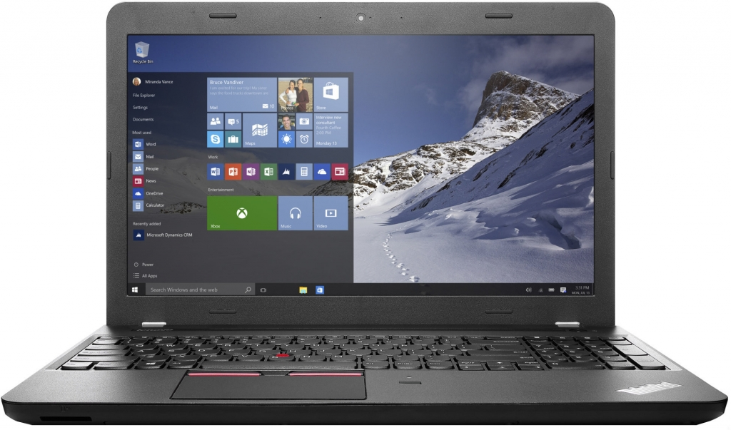 Lenovo ThinkPad Edge E560 20EV000YMC