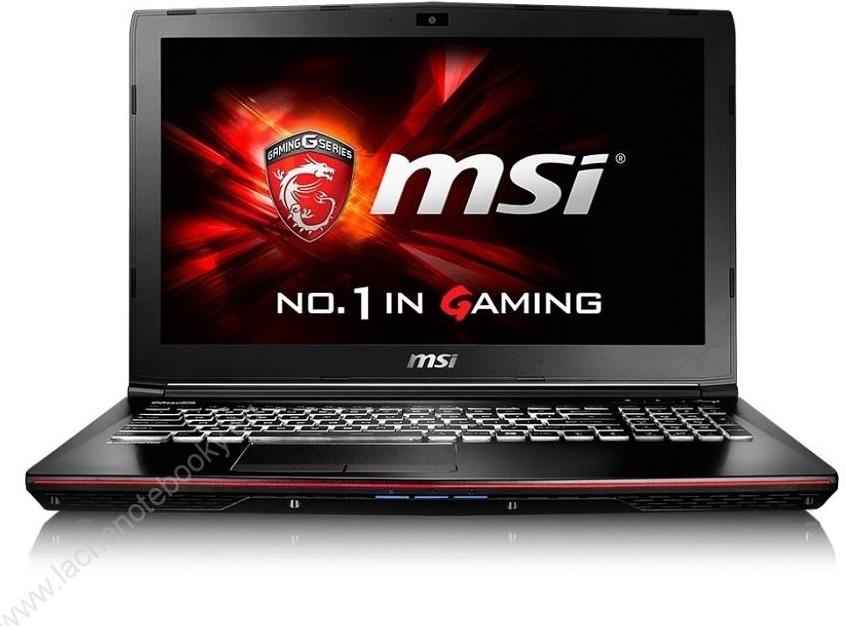 MSI GE62 6QL-096CZ
