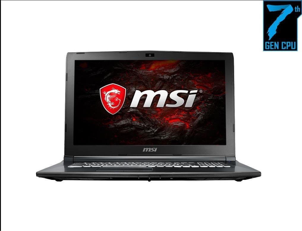 MSI GL62M 7RDX-2084CZ