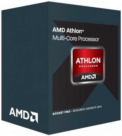 AMD Athlon X4 845 Low Noise Cooler