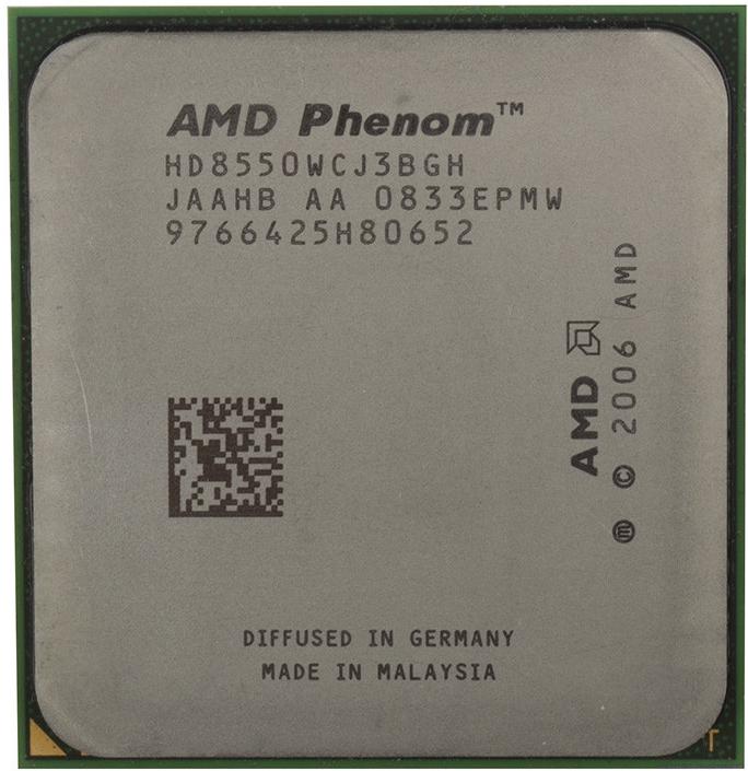 AMD Phenom 8550