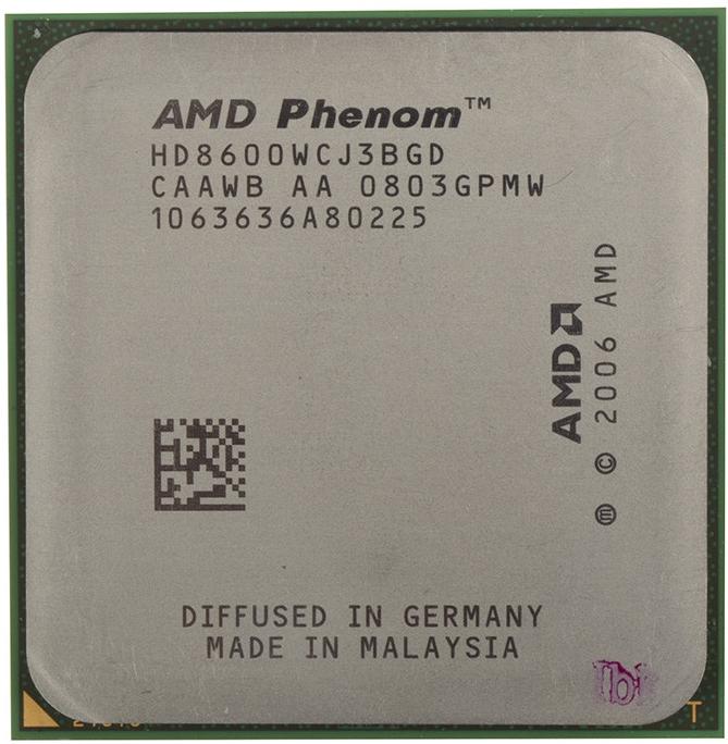 AMD Phenom 8600