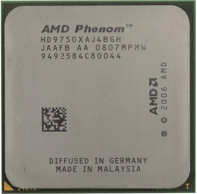 AMD Phenom 9750