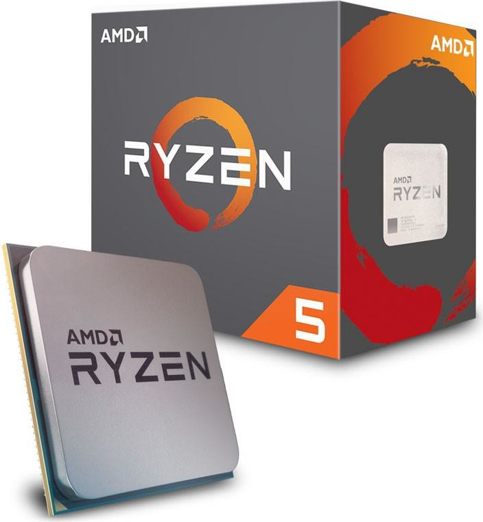 AMD Ryzen 5 2600X Wraith MAX Cooler
