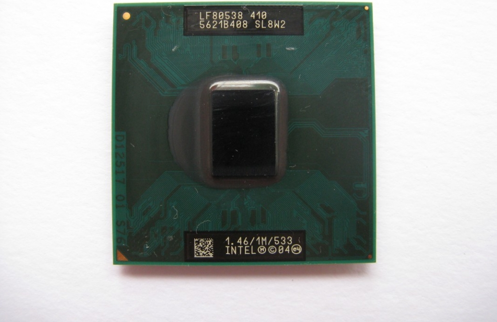 Intel Celeron M 410