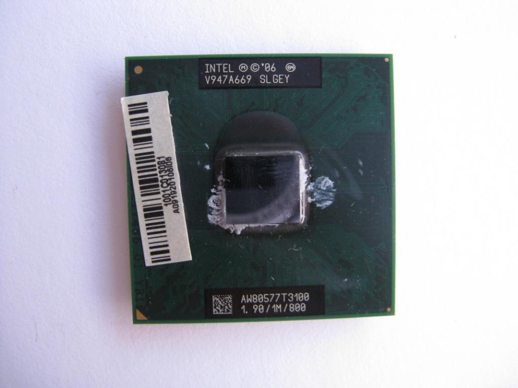 Intel Celeron T3100