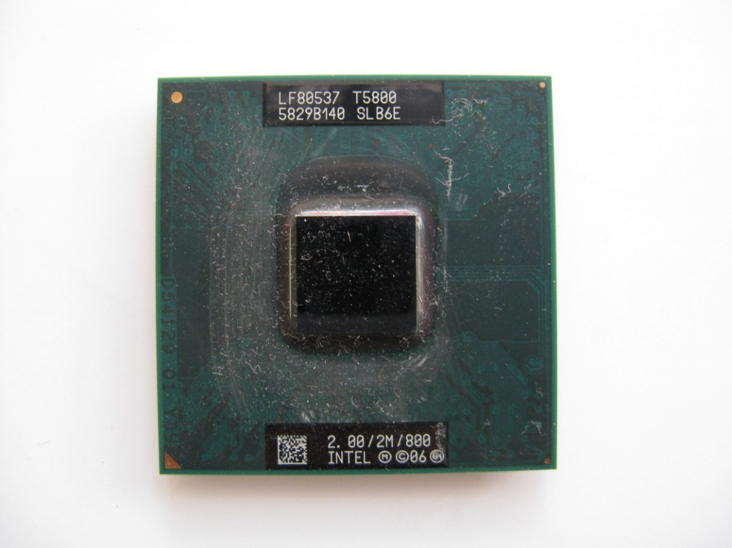 Intel Core2 Duo T5800