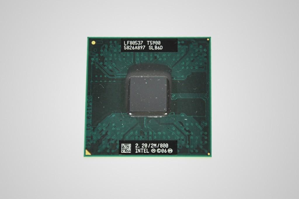 Intel Core2 Duo T5900