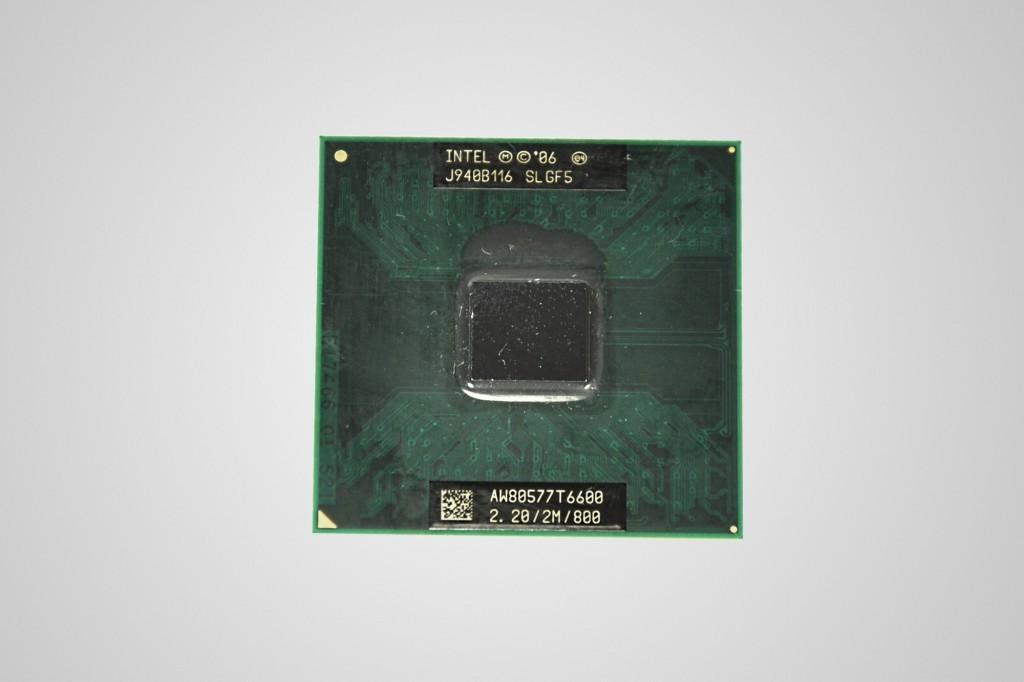 Intel Core2 Duo T6600