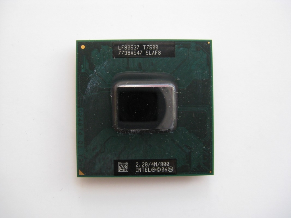 Intel Core2 Duo T7500
