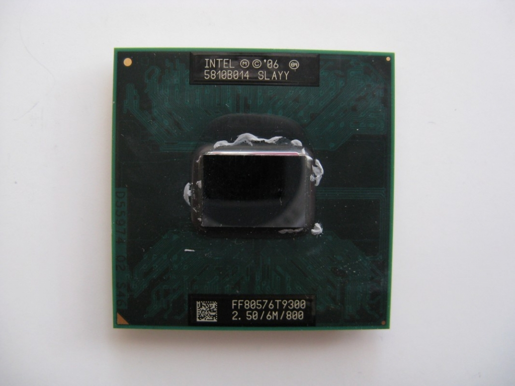 Intel Core2 Duo T9300