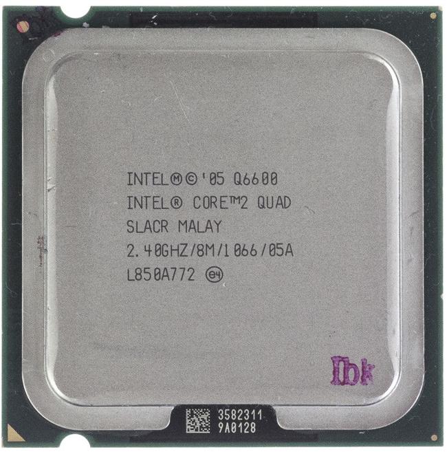 Intel Core2 Quad Q6600