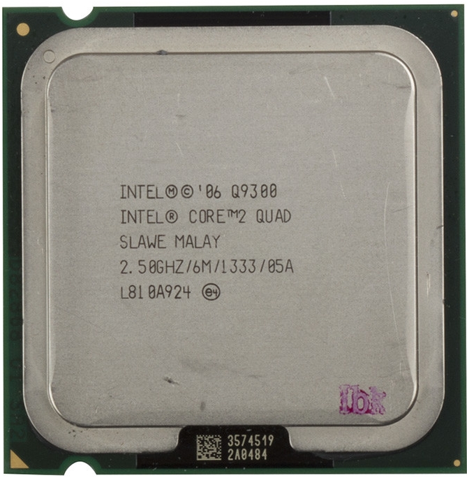 Intel Core2 Quad Q9300
