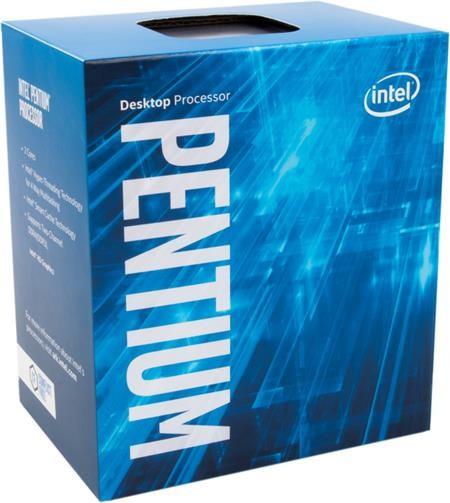 Intel Pentium Gold G4600