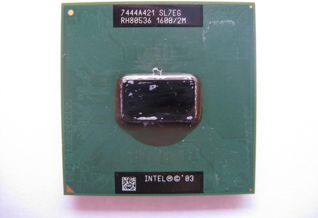 Intel Pentium M 725