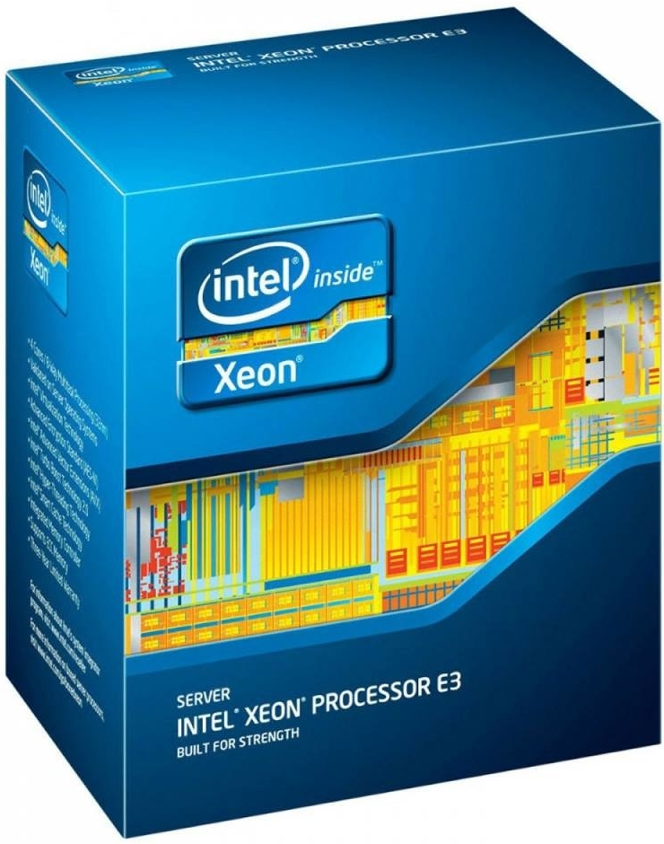 Intel Xeon E3-1275 v2