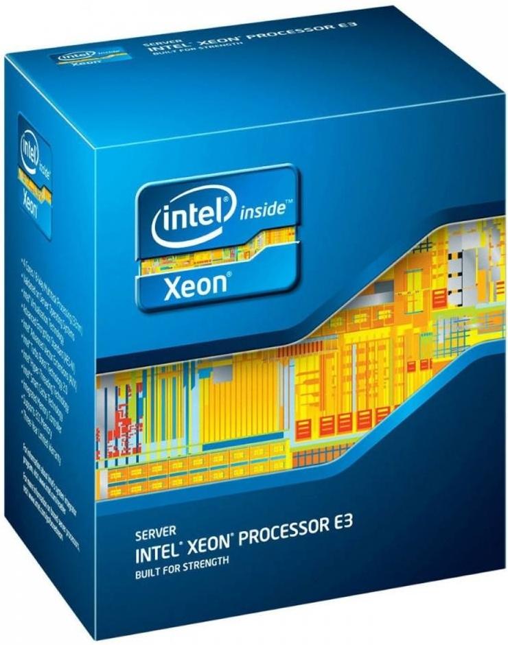 Intel Xeon E3-1280 v2