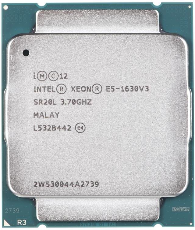 Intel Xeon E5-1630 v3