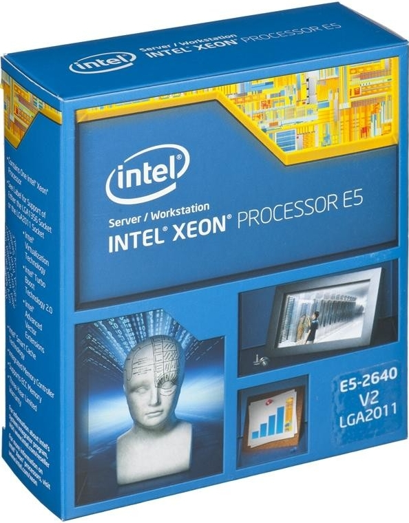 Intel Xeon E5-2640 v2