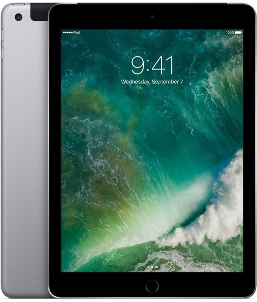 Apple iPad (2017) Wi-Fi+Cellular 32GB Space Gray MP1J2FD/A