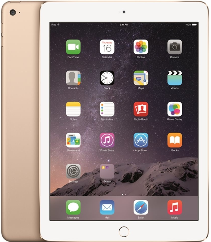 Apple iPad Air 2 Wi-Fi 64GB Gold MH182FD/A