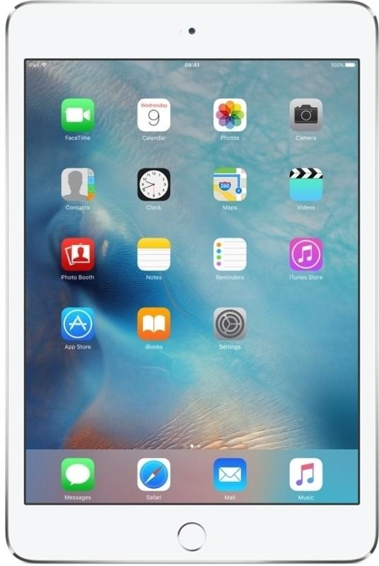 Apple iPad Mini 4 Wi-Fi 32GB Silver MNY22FD/A