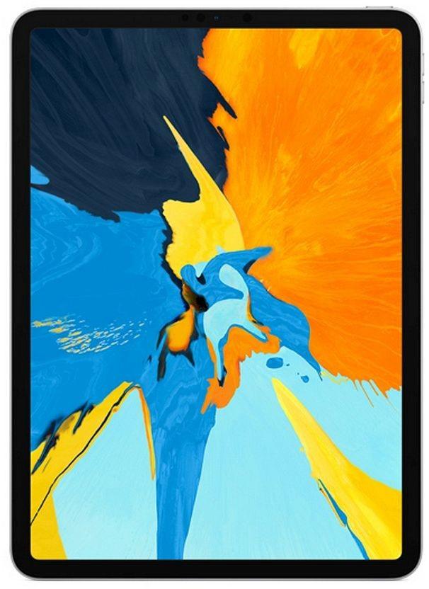 Apple iPad Pro 11 (2018) Wi-Fi+Cellular 64GB Silver MU0U2FD/A