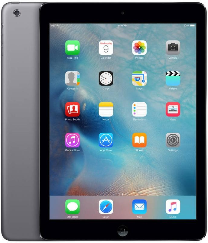 Apple iPad Pro (2017) Wi-Fi 64GB Space Gray MQDA2FD/A