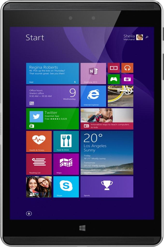 HP Pro Tablet 608 H9X61EA