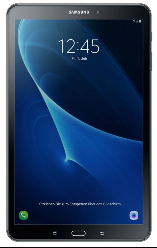 Samsung Galaxy Tab A 10.1 (2016) LTE SM-T585NZKAXEZ
