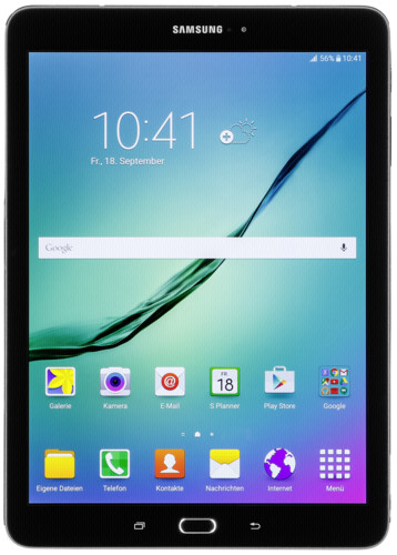 Samsung Galaxy Tab SM-T815NZKEDBT